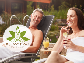 Save the date: Relaxtival 2019